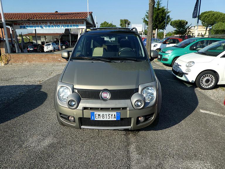 Fiat Panda 1.3 Mtj Cross