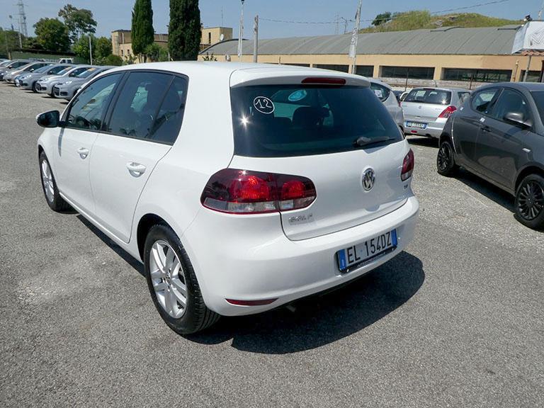 VW Golf DSG