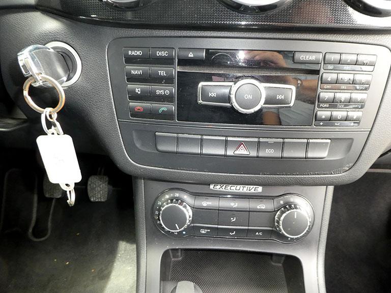 Mercedes B 180 Exec.