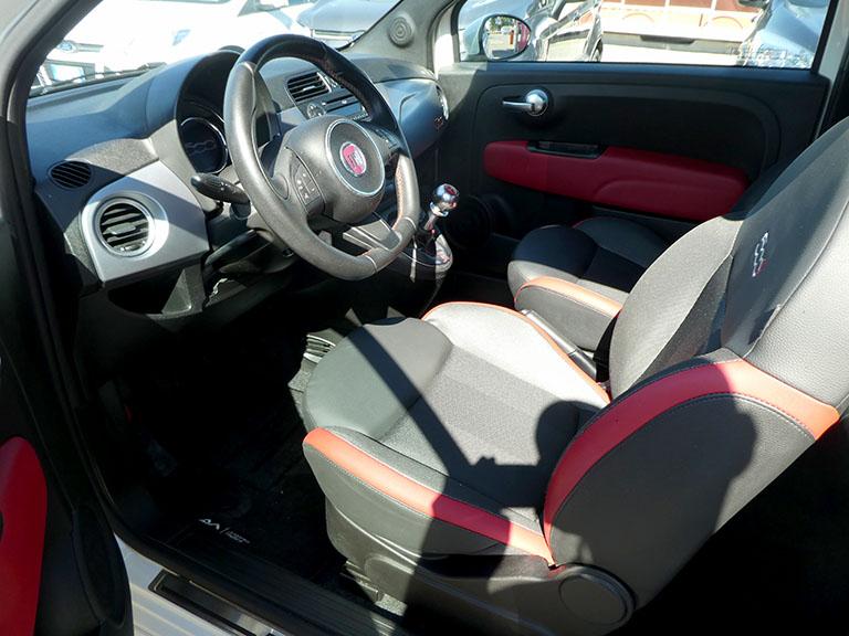 Fiat 500 S