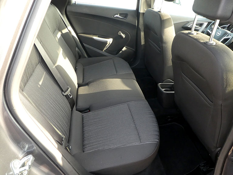Opel Astra GPL