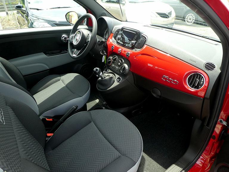 Fiat 500 GPL